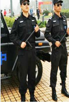保安需求具有的专业体能本质