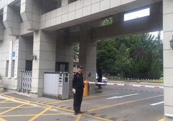 聊城保安:门卫保安责任