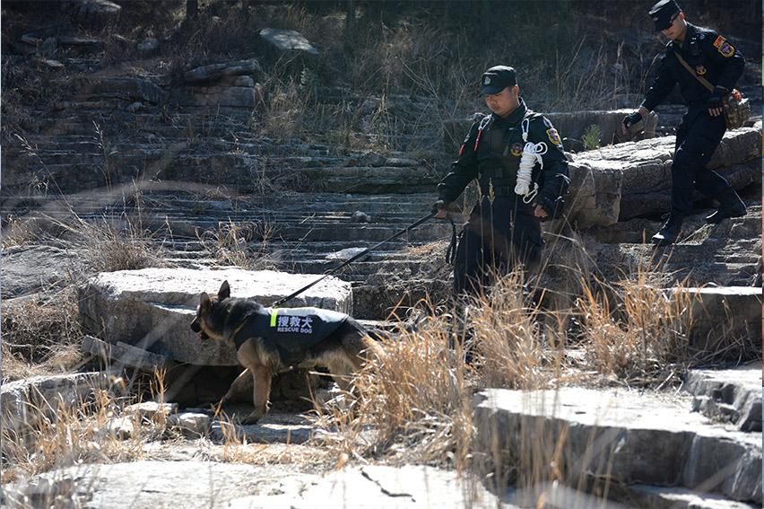 聊城保安公司巡逻
