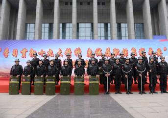 聊城保安公司确保组建高素质、高质量的保安队伍