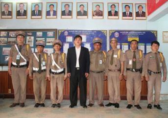 聊城保安公司加盟完善保安队伍的方法