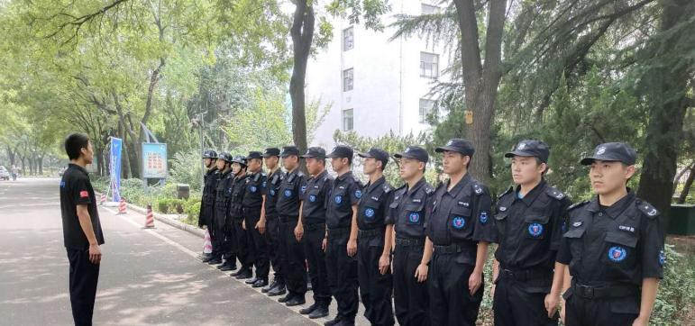 聊城保安公司保安在执勤的过程中需具备忍受与辞让才能