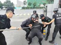 保安员突发事件演练要贴近实际重实效讲原则