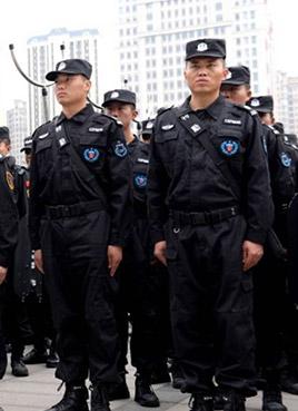 聊城保安公司保安员着装要求